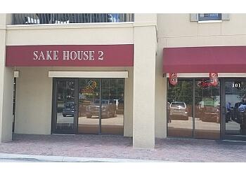 Jacksonville japanese restaurant Sake House 2
