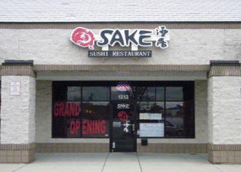 Norfolk sushi Sake Sushi Restaurant