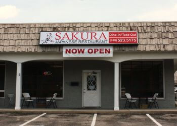 Wilmington japanese restaurant Sakura Japanese Restaurant