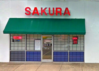Fayetteville sushi Sakura Restaurant