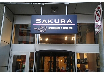 St Paul japanese restaurant Sakura Restaurant & Bar