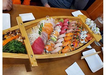 Albuquerque sushi Sakura Sushi and Grill
