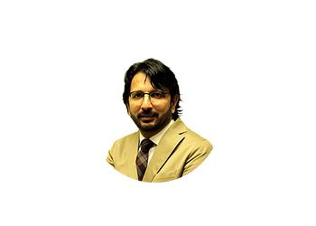 Pasadena psychiatrist Salah Qureshi, MD