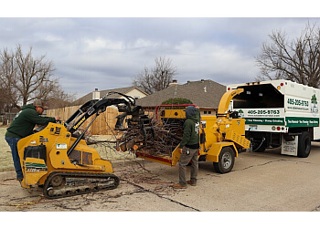 Oklahoma City tree service Salas Tree Service , LLC