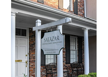 Augusta accounting firm Salazar Certified Public Accountant