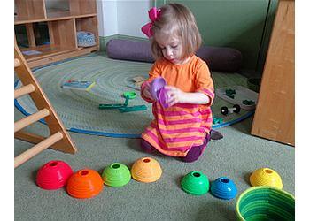 Winston Salem preschool Salem Montessori School