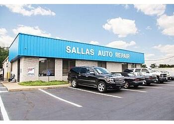 Kansas City car repair shop Sallas Auto Repair