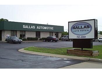 Kansas City car repair shop Sallas automotive