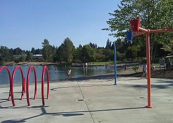 Vancouver public park Salmon Creek Regional Park