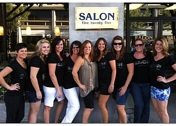 Visalia hair salon Salon 525