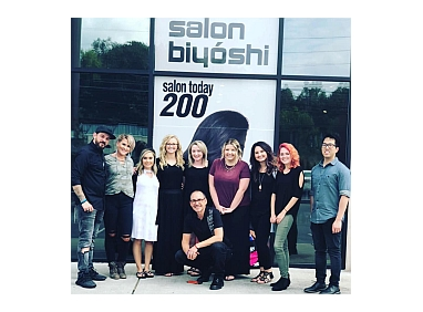 Knoxville hair salon Salon Biyoshi