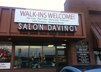Anchorage hair salon Salon Davinci