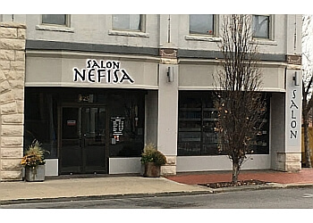 Columbia hair salon Salon Nefisa