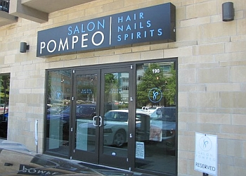 Dallas hair salon Salon Pompeo