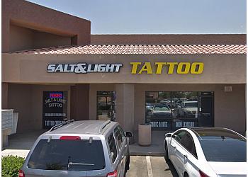 Chandler tattoo shop Salt & Light Tattoo