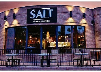 McAllen american cuisine Salt New American Table