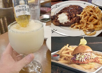 Arlington steak house Saltgrass Steak House