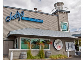 Portland seafood restaurant Salty's Waterfront Seafood Grills