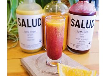 Long Beach juice bar Salud Juice Bar