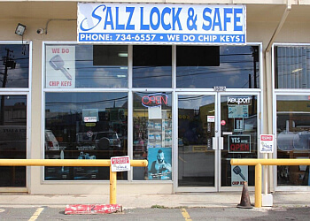 Honolulu locksmith Salz Lock & Safe Co.