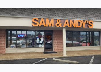 Knoxville sandwich shop Sam & Andy's West