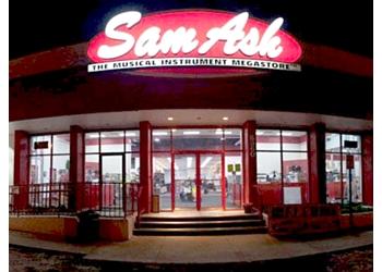 Hialeah music school Sam Ash Music Stores