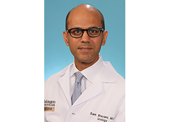 St Louis urologist Sam B. Bhayani, MD, MS