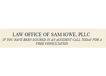 Peoria personal injury lawyer Sam Igwe, PLLC