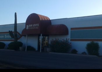Tucson furniture store Sam Levitz Furniture