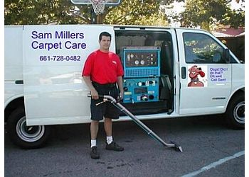 Lancaster carpet cleaner Sam Miller's Carpet Care