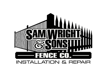Chesapeake fencing contractor Sam Wright & Sons Fence Co.