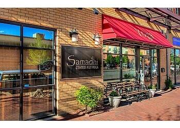 Denver yoga studio Samadhi Center for Yoga