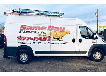Boise City electrician Same Day Electric, LLC