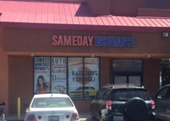 Santa Ana insurance agent Sameday Insurance Services, Inc.
