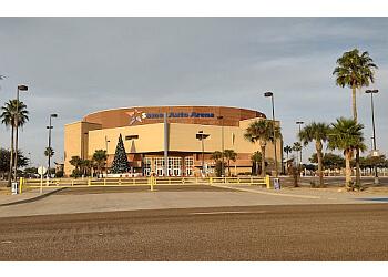 Laredo places to see Sames Auto Arena
