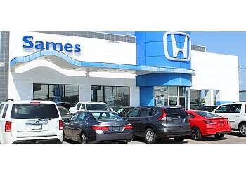 Laredo car dealership Sames Honda