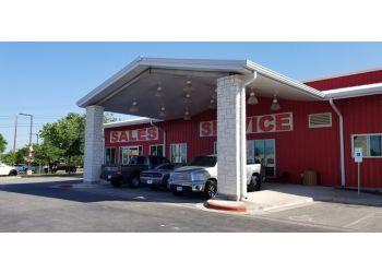 Austin used car dealer Sames Red Barn Motors