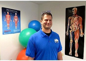 Buffalo physical therapist Sammy Iraci III, PT
