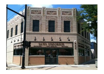 Akron jewelry Sam's Emporium