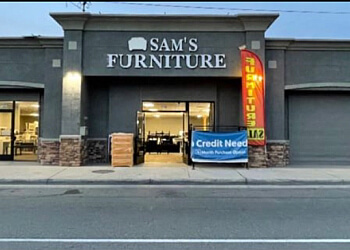 San Bernardino furniture store Sam's Furniture