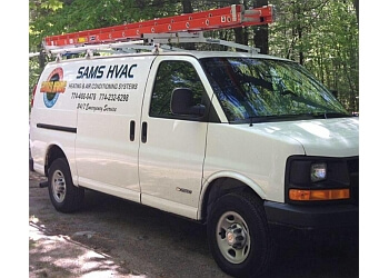 Worcester hvac service Sam's HVAC