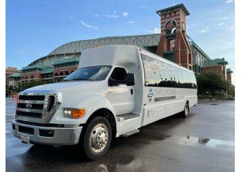 Houston limo service Sam's Limousine & Transportation, Inc.