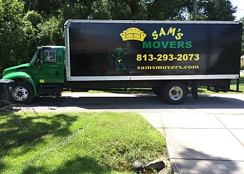 Tampa moving company Sam's Movers