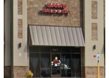 Clarksville nail salon Sam's Nails & Spa