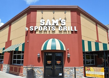 Murfreesboro sports bar Sam's Sports Grill