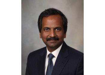 Rochester cardiologist Samuel J. Asirvatham, MD