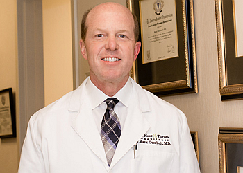Knoxville ent doctor S. Mark Overholt, MD