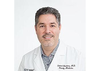 McAllen primary care physician Samuel Ramirez, MD