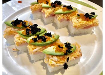 Tampa sushi Samurai Blue Sushi & Sake Bar