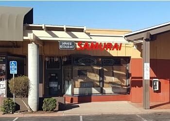 Salinas japanese restaurant Samurai Japanese Restaurant